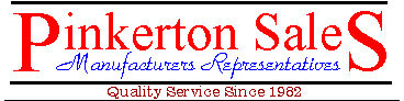 Pinkerton Sales Inc
